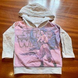 Disney Star Wars Hooded Sweatshirt, 4